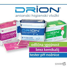 drion-vlozki